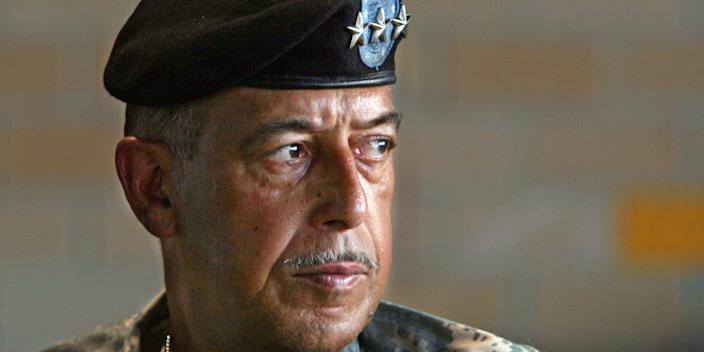 US Army Gen. Russel Honoré.