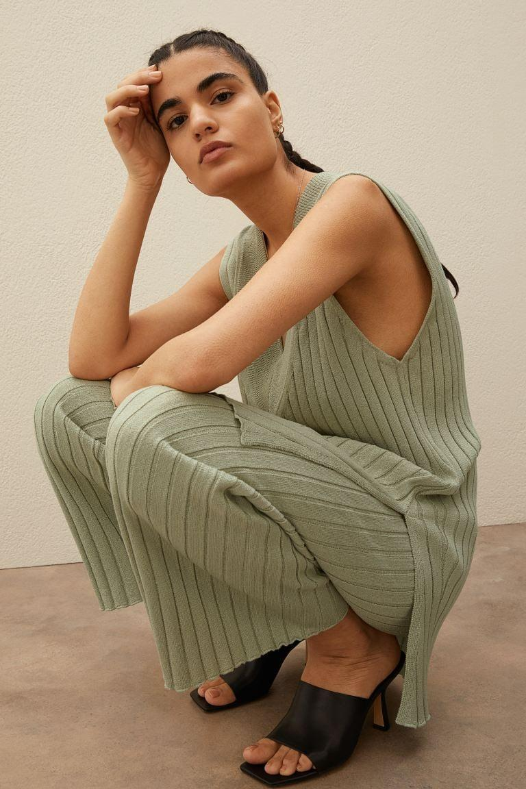<p>These <span>Rib-Knit Pants</span> ($50) are so chic, you'll wear them all the time.</p>