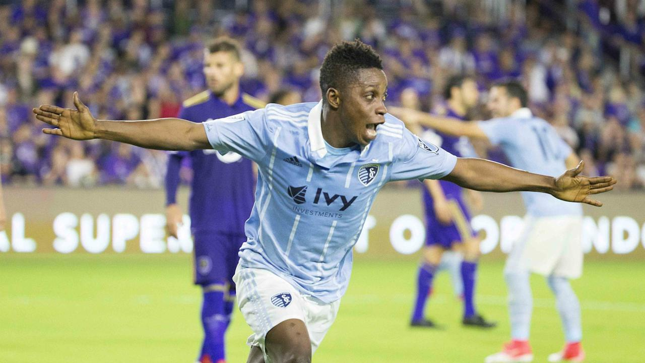 Peter Vermes lauds the 20-year-old's good showing for the Wizards