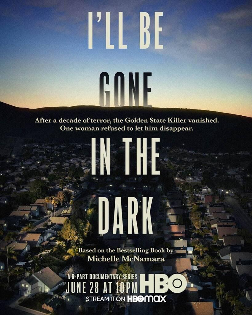 I'll Be Gone in the Dark, HBO