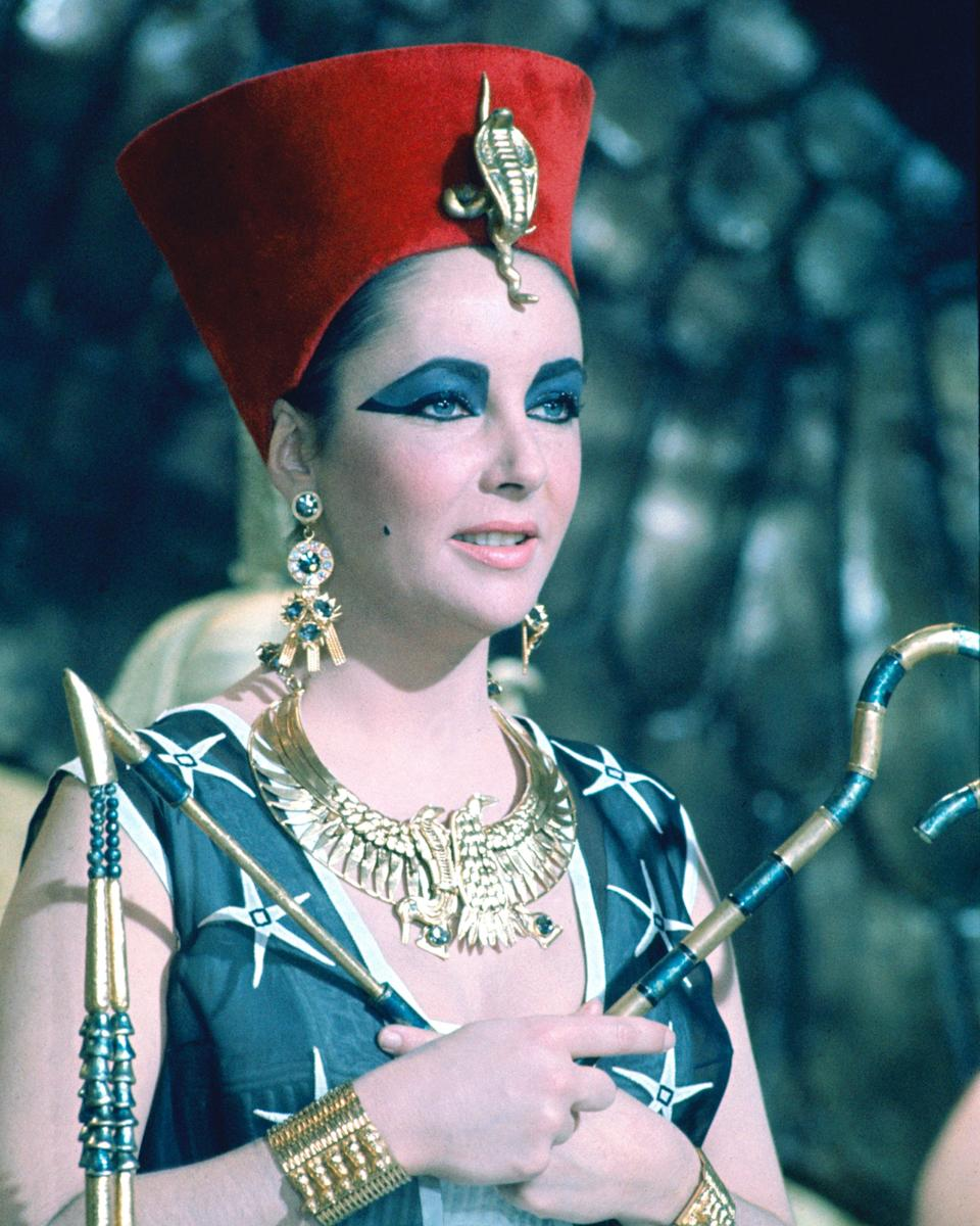 Elizabeth Taylor Cleopatra - Silver Screen Collection/Archive Photos/Getty Images