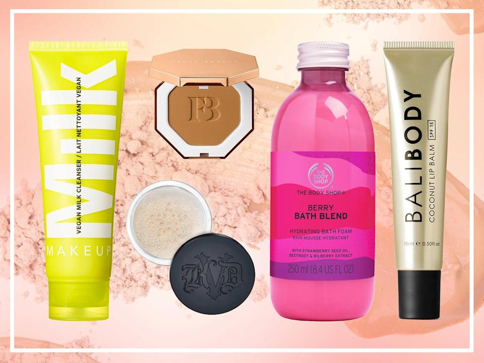 <p>Whether it's your cleanser, bronzer or mascara that you want to replace, these are our favourite swaps</p> (iStock/The Independent)