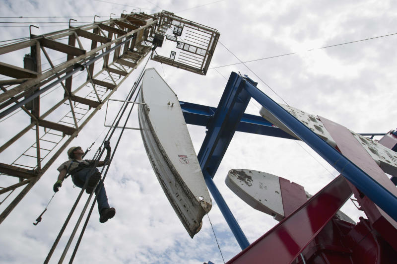 Bakken oil fields mark billionth barrel of oil
