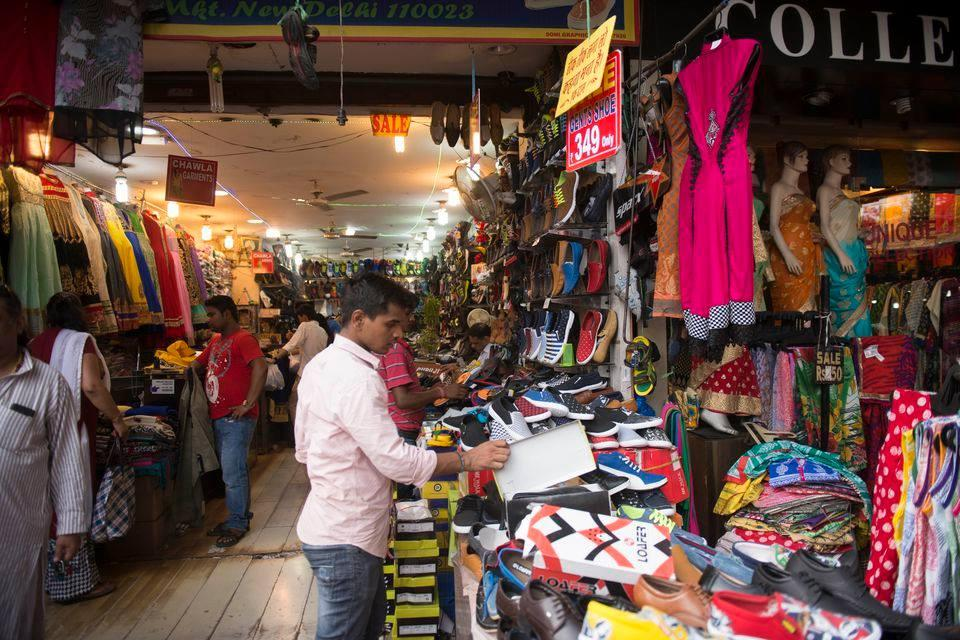 <p>It's hard to single out one particular shopping destination in Delhi, but if you are on a budget, think no more. Head for Sarojani Nagar now. Not only do you get every item of fast fashion here but there are numerous stores in Sarojini where you can find the first copies of outfits by top designers at best rates. </p>