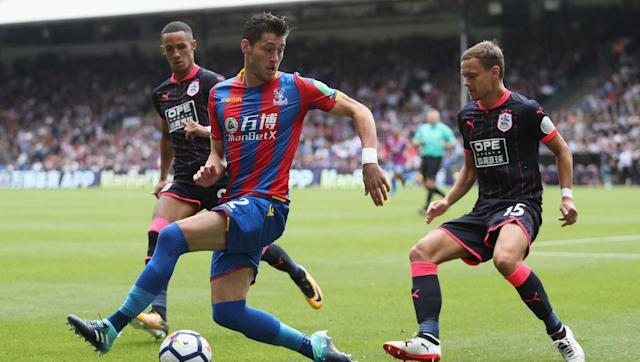 <p><strong>13th August 2017 vs Crystal Palace</strong></p> <br><p>Few could have reasonably predicted Huddersfield would even be in the Premier League this season after beginning 2016/17 tipped for relegation to League One. Not only did they achieve promotion, the Terriers won comfortably in their opening game.</p> <br><p>Perhaps somewhat disappointingly it wasn't a Huddersfield player who actually got the opening goal, but an own goal from Crystal Palace defender Joel Ward instead.</p>