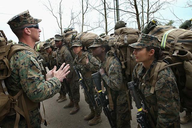 Trump and his deputies are skeptical of historic policy changes at the Pentagon opening up combat jobs to women and allowing transgender troops to serve openly.