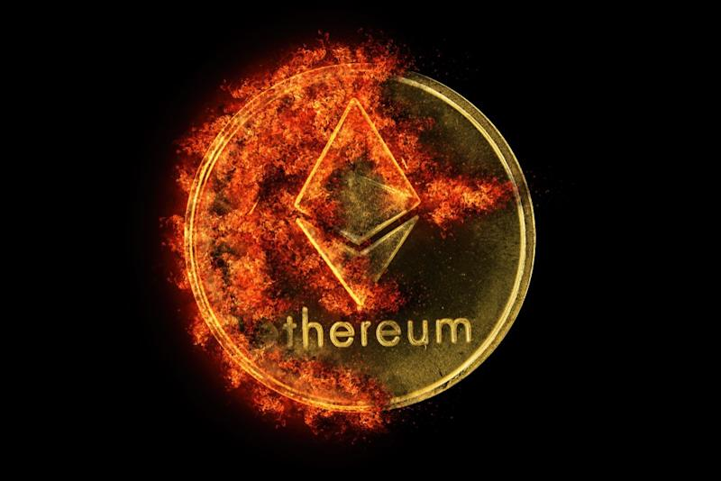 The Ethereum price has made a jaw-dropping rally, but can the second-largest cryptocurrency surge past $1,000 to join Bitcoin in four-figure territory? | Source: Shutterstock