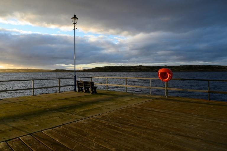 "The Falklands' two main exports -- fishing and meat -- could be adversely affected by a ""No Deal"" Brexit"