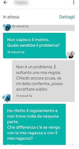 chat airbnb