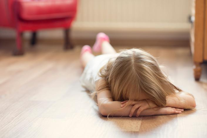 Spoiled kids continue to throw temper tantrums well past toddlerhood. (Photo: Elva Etienne via Getty Images)