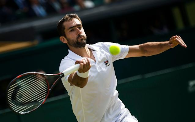 <span>Will Cilic go for the kill against Federer today?</span>