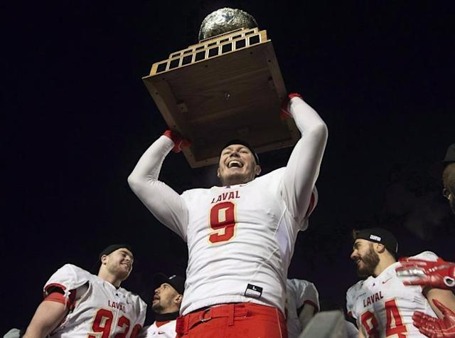 Laval Rouge et Or defensive standout Mathieu Betts tops CFL draft rankings