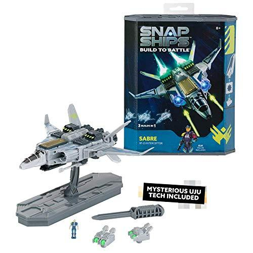 PlayMonster Snap Ships Sabre X-23 Interceptor (Amazon / Amazon)