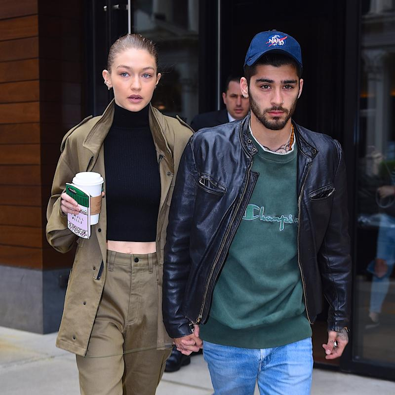 who is gigi dating