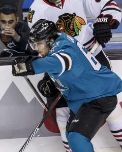 Chris Morgan looks over a combined slate featuring a pair of Game 4s on Thursday and Friday, recommending San Jose's Kevin Labanc in St. Louis.