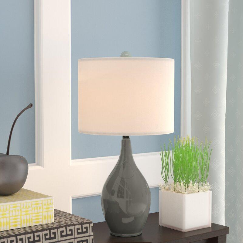 "Purcellville 27"" Table Lamp. Image via Wayfair."