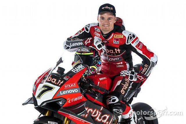 "Chaz Davies, Aruba.it Racing Ducati <span class=""copyright"">Aruba.it Racing</span>"
