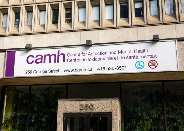 The Centre for Addiction and Mental Health in Toronto says 14 patients and four staff members have tested positive for the virus.
