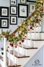 """<p>Rather than nestle ornaments into the garland, dangle them from the branches, like you would on the Christmas tree for a playful look that still feels sophisticated. </p><p><em>See more at <a href=""""https://www.onsuttonplace.com/christmas-home-tour-2013/)"""" rel=""""nofollow noopener"""" target=""""_blank"""" data-ylk=""""slk:On Sutton Place"""" class=""""link rapid-noclick-resp"""">On Sutton Place</a>.</em></p><p><a class=""""link rapid-noclick-resp"""" href=""""https://www.amazon.com/Lulu-Home-Christmas-Ornaments-Decorations/dp/B07Y1VLBFJ/?tag=syn-yahoo-20&ascsubtag=%5Bartid%7C10072.g.34479907%5Bsrc%7Cyahoo-us"""" rel=""""nofollow noopener"""" target=""""_blank"""" data-ylk=""""slk:SHOP RED ORNAMENTS"""">SHOP RED ORNAMENTS</a></p>"""