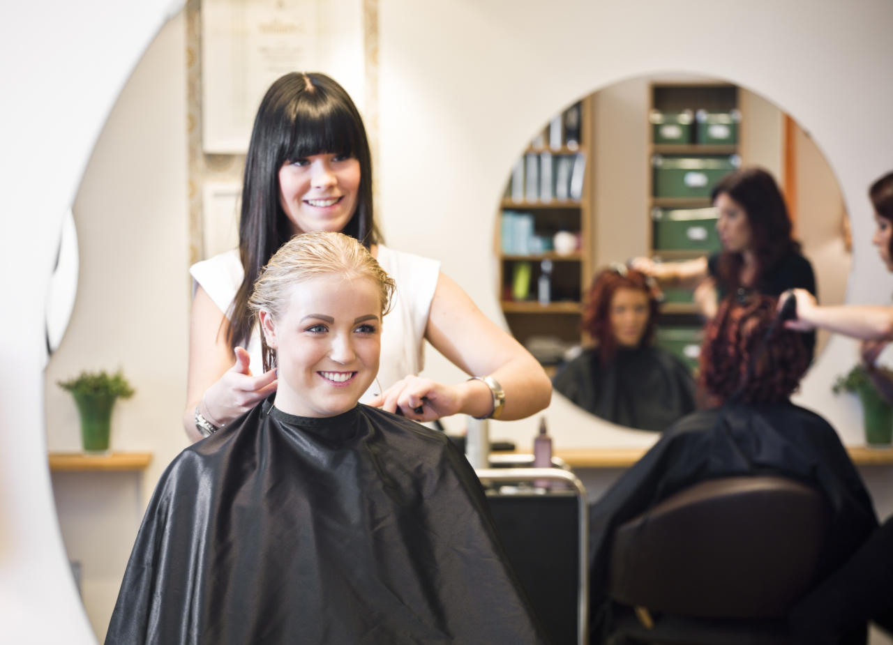 """Election day freebies Free haircuts from Marinello Schools of Beauty. The national beauty school is free haircuts November 5-9, to guests with an """"I Voted"""" sticker and make an additional in-store service or purchase."""