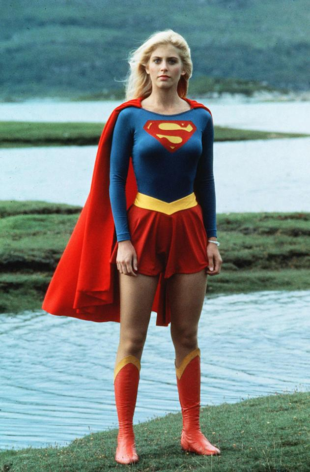 """<a href=""""http://movies.yahoo.com/movie/1800124137/info"""">SUPERGIRL</a>   Superman's cousin also wasn't impervious to a bad movie adaptation. While everyone generally agrees that the first two Superman films were good, and the third and fourth were bad, Supergirl is like the embarrassing black sheep no one in the family prefers to discuss."""