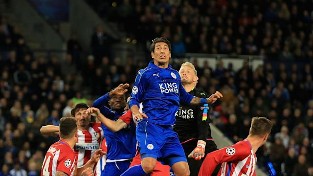 The striker clashed with the former Foxes manager during his reign and admits that things have improved since his departure from the club