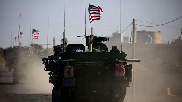 US troops killed in bomb blast in northern Syria (ABC News)