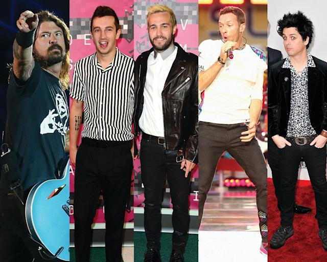 <p>It says that no new rock acts are breaking through. (Photo: Getty Images) </p>