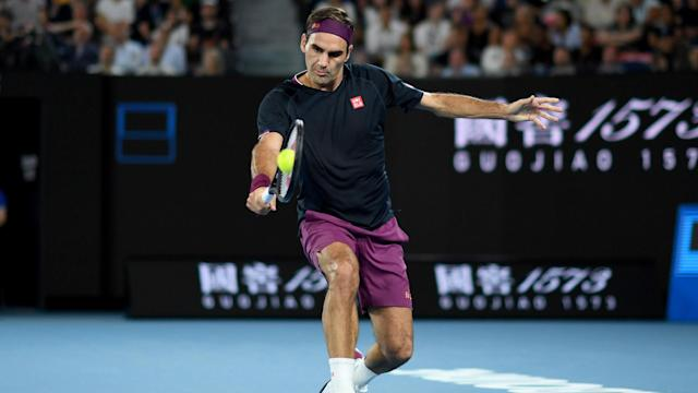 We take a look at five of Roger Federer's best Australian Open wins after the Swiss superstar reached 100 victories at the tournament.