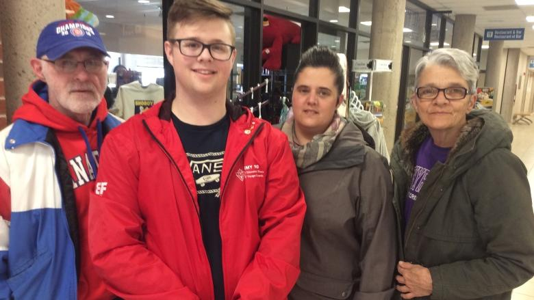 Vimy voyagers: P.E.I. students join tens of thousands of Canadian youth for 100th anniversary