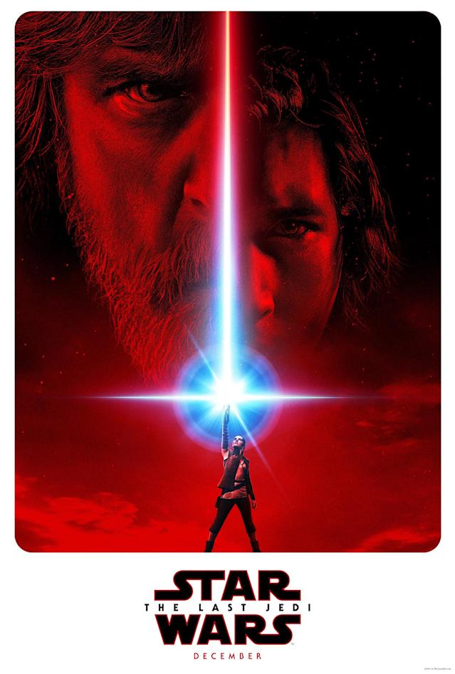 Star Wars: The Last Jedi teaser poster (Disney)