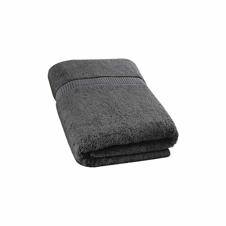 """<p><strong>Utopia Towels</strong></p><p>amazon.com</p><p><strong>31.99</strong></p><p><a href=""""https://www.amazon.com/dp/B00GXUKL28?tag=syn-yahoo-20&ascsubtag=%5Bartid%7C10072.g.29523583%5Bsrc%7Cyahoo-us"""" rel=""""nofollow noopener"""" target=""""_blank"""" data-ylk=""""slk:SHOP NOW"""" class=""""link rapid-noclick-resp"""">SHOP NOW</a></p><p>An excellent choice for the money, these extra large bath towels (35-by-70 inches!) are woven with 100 percent ring spun cotton to ensure they're soft, but still incredibly absorbent and durable. </p>"""