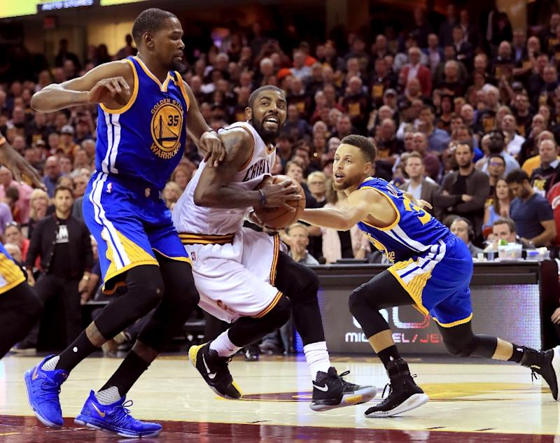 40c931b85159 NBA  Durant-Curry quickly join most devastating playoff duos