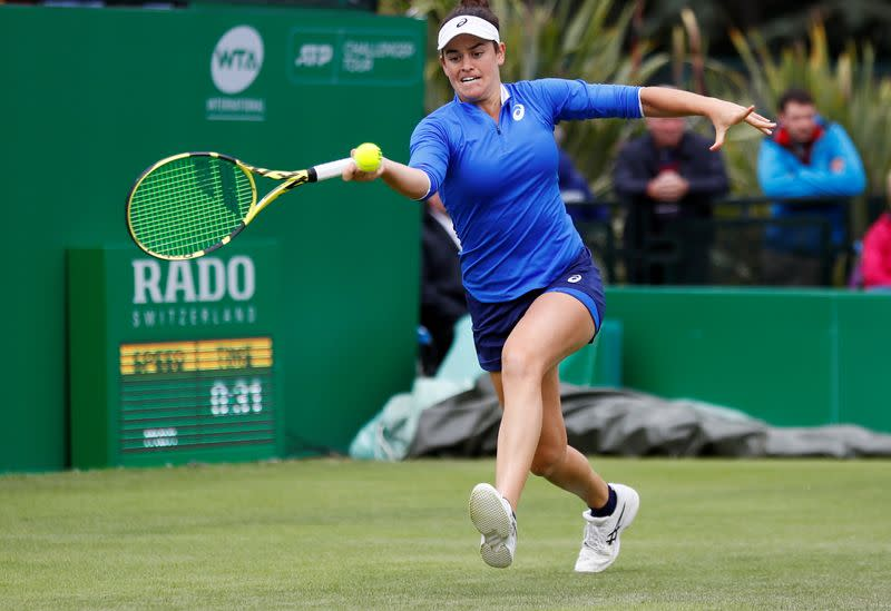 Barty stunned by qualifier Brady in straight sets in Brisbane