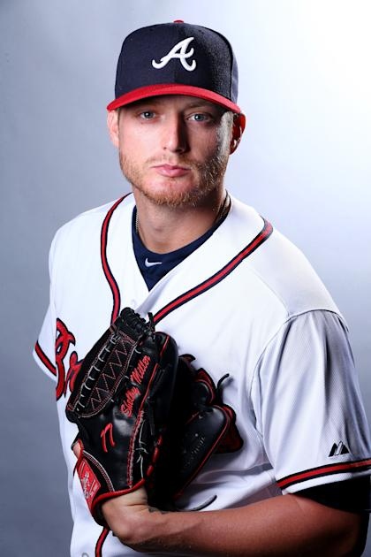New Braves pitcher Shelby Miller. (Getty Images)