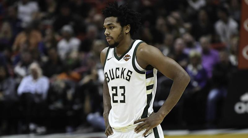Police officer involved in arrest of Sterling Brown of Milwaukee Bucks fired