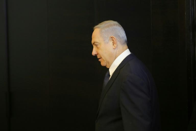 Israeli Prime Minister Benjamin Netanyahu was indicted on three counts of corruption by the attorney general in November
