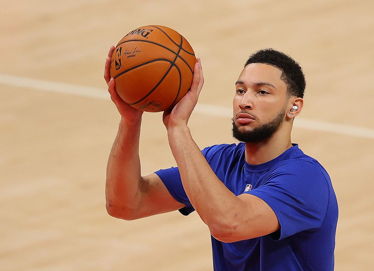 Ben Simmons puts up New Jersey house for sale with $5 million asking price - Yahoo Sports