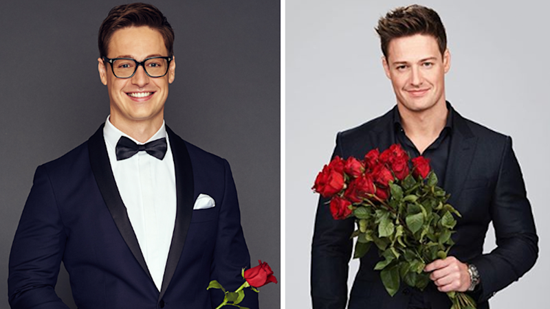 The Bachelor Australia 2019 Matt Agnew's transformation