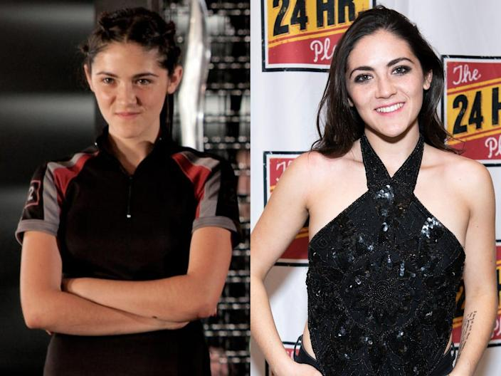 """isabelle fuhrman in """"The Hunger Games."""""""