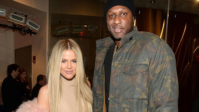 Lamar Odom Just Got Engaged & Khloé Kardashian's Reaction Is Actually So Supportive