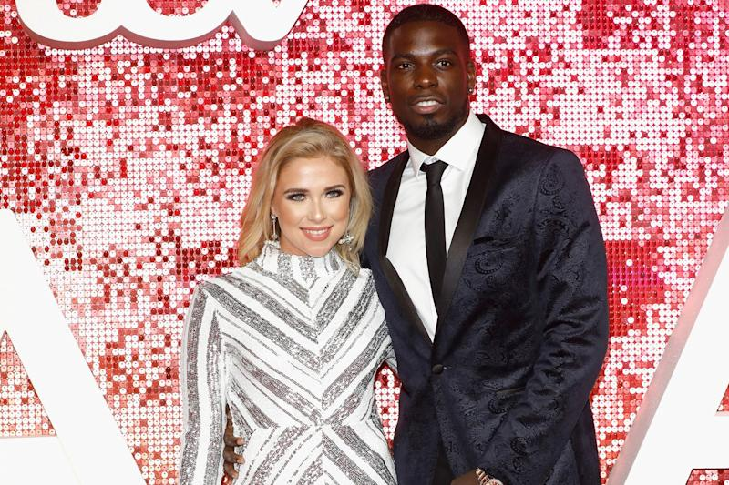 I'm sorry: Gabby Allen and Marcel Somerville: Tristan Fewings/Getty