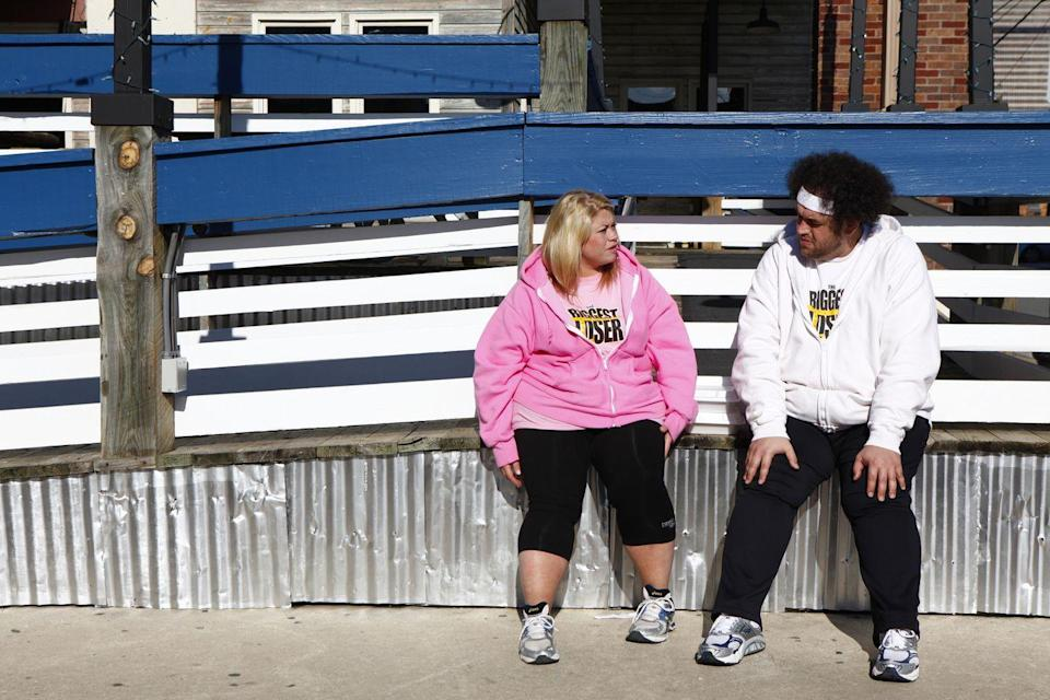 <p>Michael appeared on season 9 of the show. At the start of the season he weighed 526 pounds, making him the heaviest person to compete on the show at that time.</p>