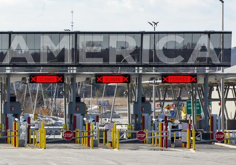 Partial closure of Canada-U.S. border extended to Oct. 21