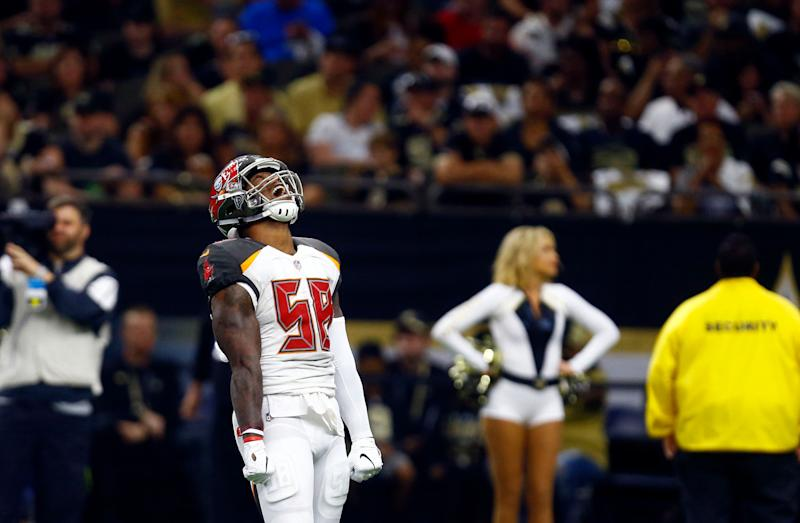 San Francisco 49ers to sign free agent Kwon Alexander