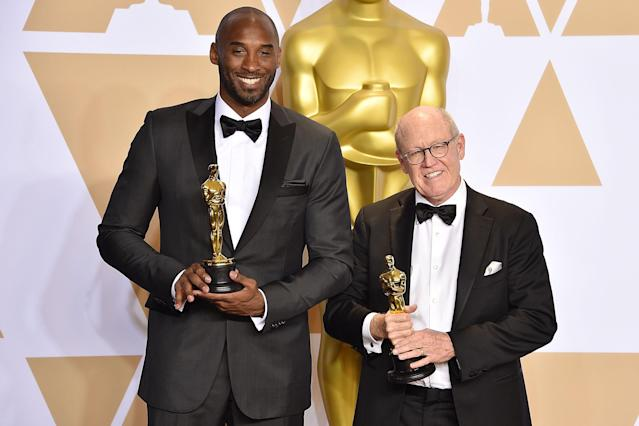 It's two years since writer Kobe Bryant and director and animator Glen Keane won their Oscar for Dear Basketball. In 2020 former NFL star Matthew A Cherry wants to follow Bryant's legacy