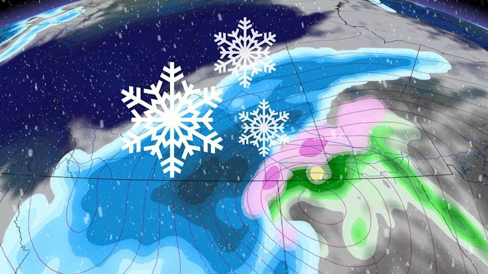 'High confidence' for a major, paralyzing snowstorm on the Prairies