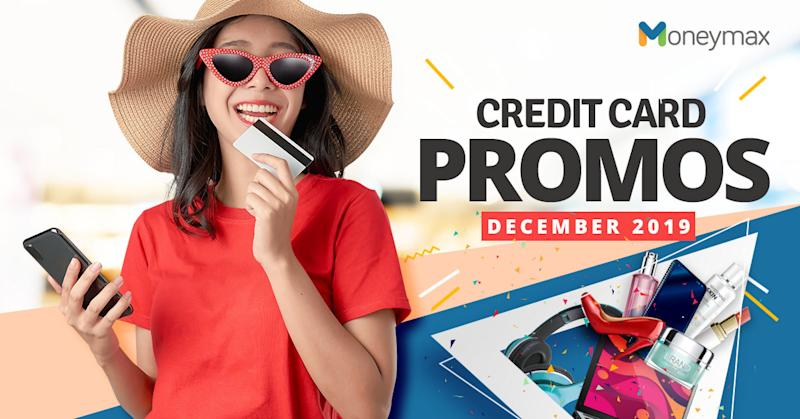 Credit Card Promos December 2019 | Moneymax