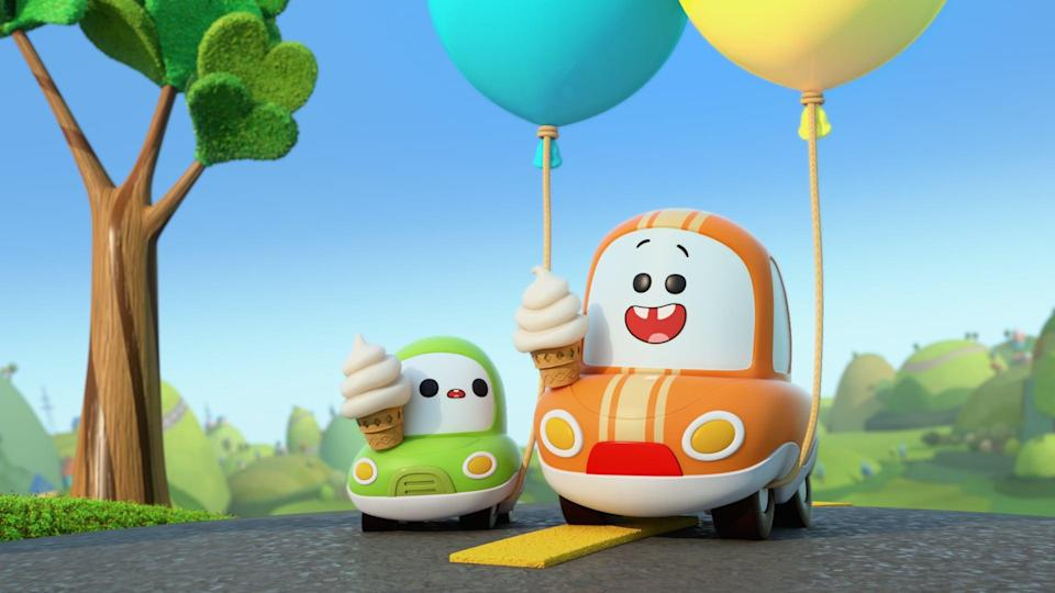 <p>Seasons one through four of this adorable animated series are streaming now.</p>