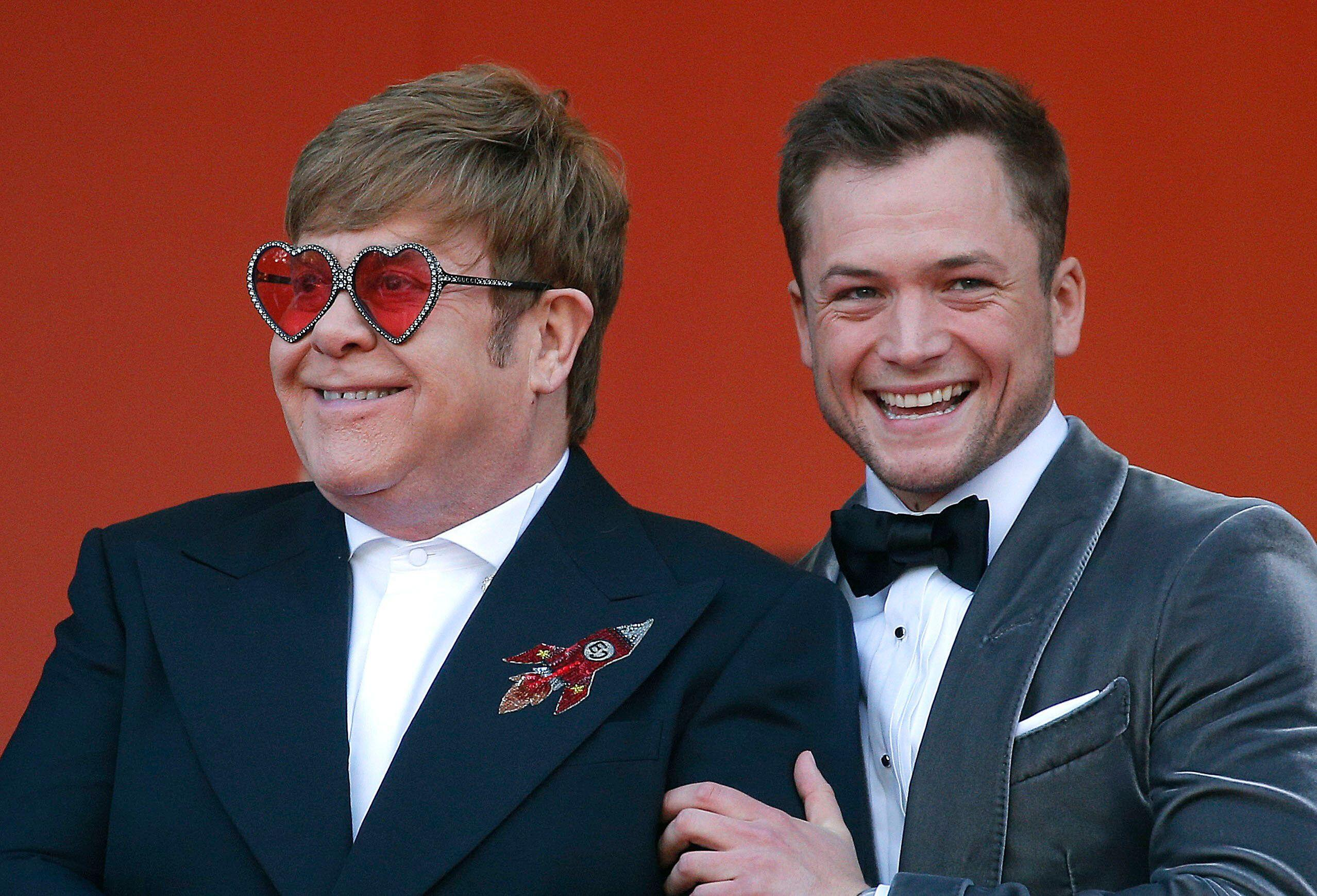 No cuts for Elton John's biopic Rocketman in India